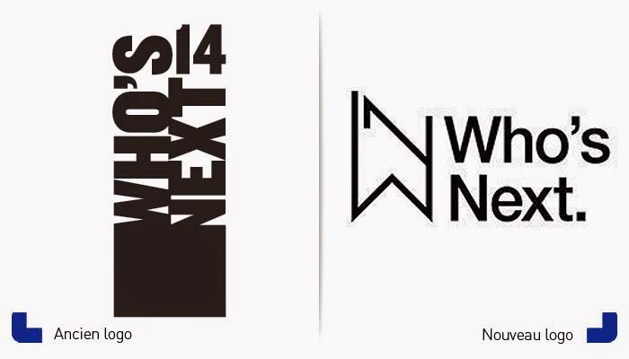 Logofan who 39 s next un logo pour le futur for Salon who s next