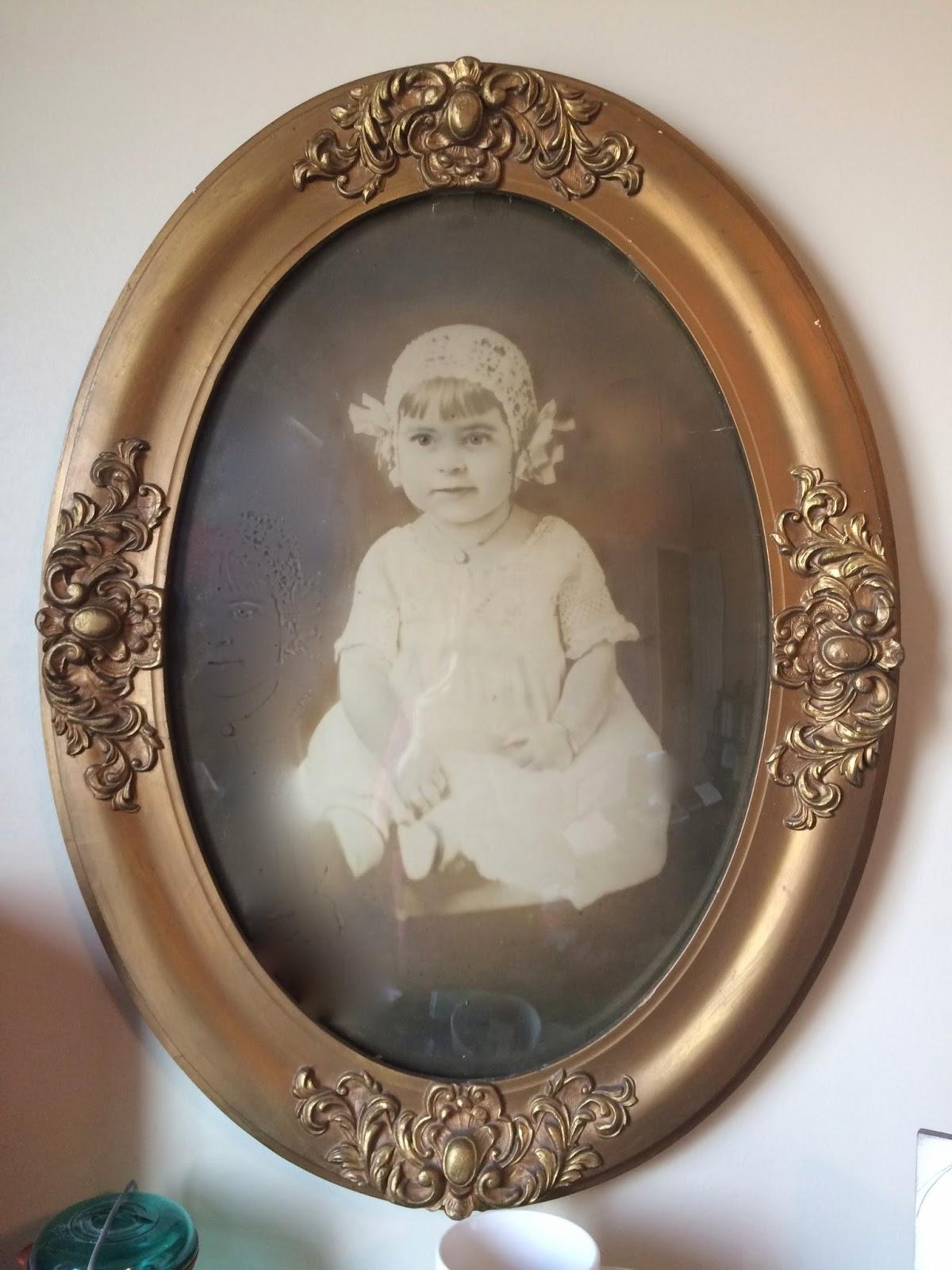 Grandpa's baby photo