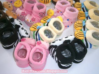 gripping baby shock shoes