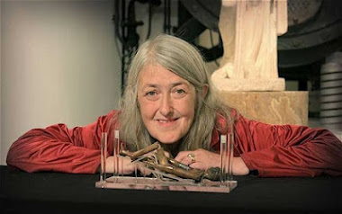 Mary Beard tweets: 'Going to print out your blog and keep it for when I might be feeling low!'