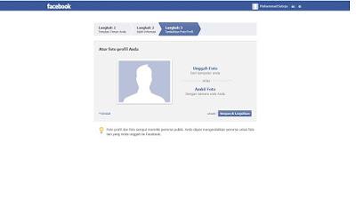 pendaftaran akun facebook