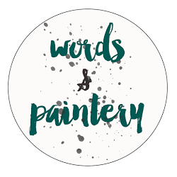 Words and Paintery Winner August 2017
