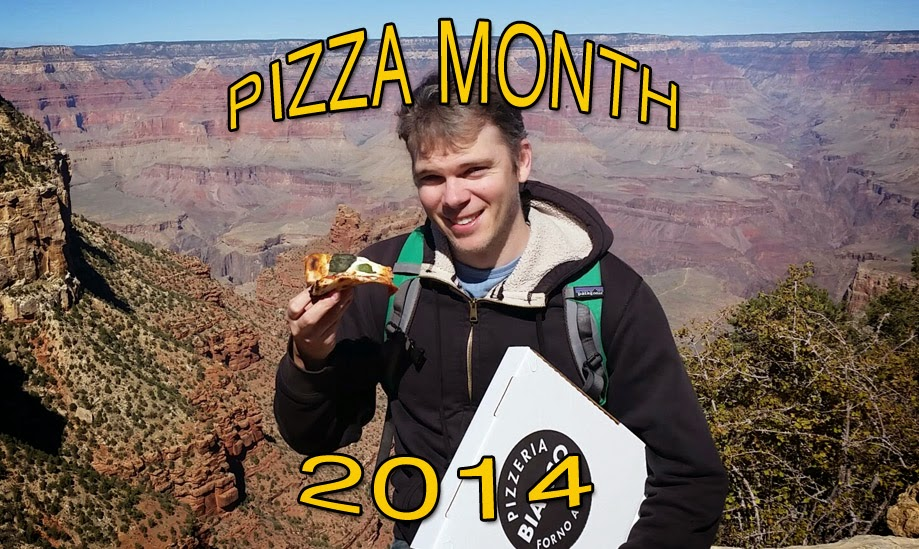 31 Days of Pizza