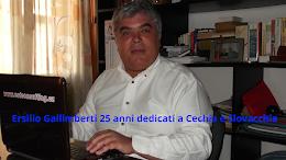 Ersilio Gallimberti 25° anniversario
