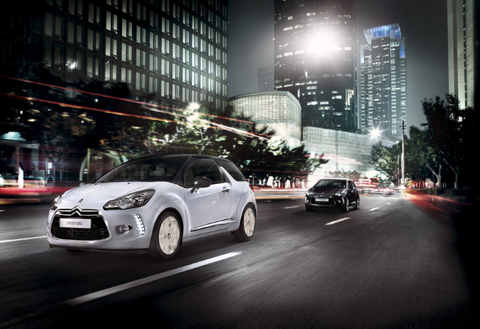 Citroën DS3 Urban Shot