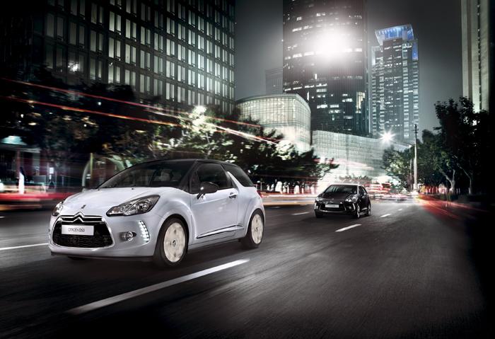 Citroën DS3 Urban Shot