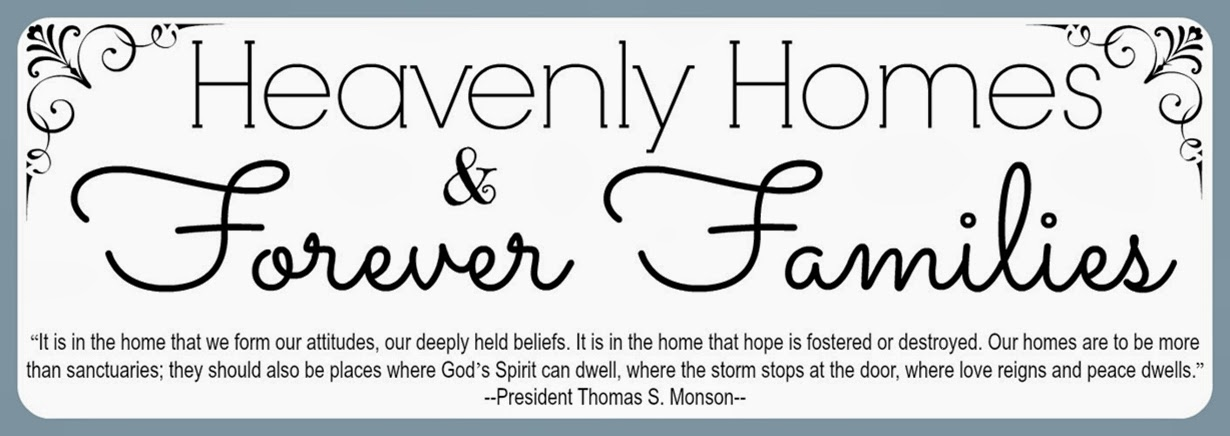 Heavenly Homes Forever Families