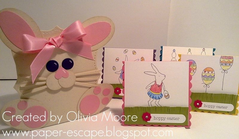 Stampin Up Easter Card Ideas