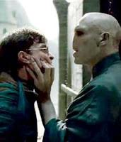 Harry Potter e Voldemort
