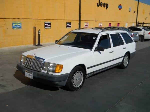 Daily turismo 2k flash 1988 mercedes benz 300te w124 wagon for 1988 mercedes benz 300te