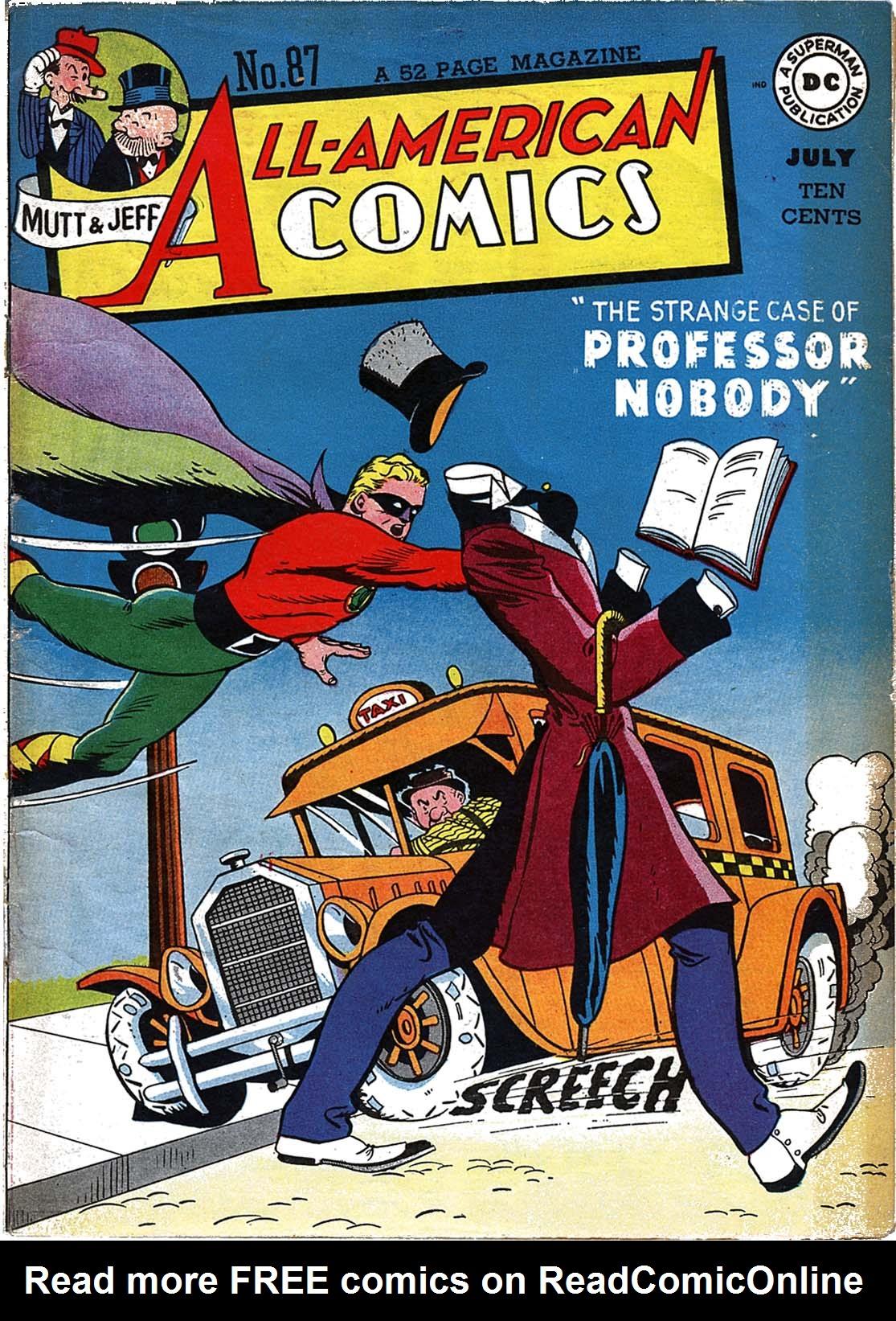 Read online All-American Comics (1939) comic -  Issue #87 - 1