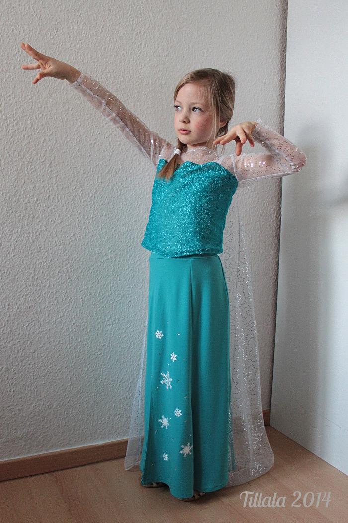 Elsa kleid nahen schnittmuster – Beliebte Kleidermodelle 2018
