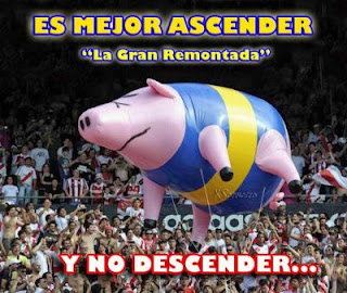 Cargada Boca a RIver Chancho no desciende