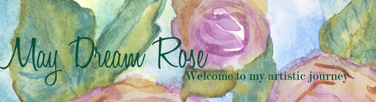 May Dream Rose Creations By Lisa Christensen