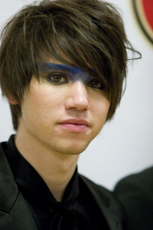 The Short Scene Hairstyles Scene Emo Hairstyles For Boys 2011