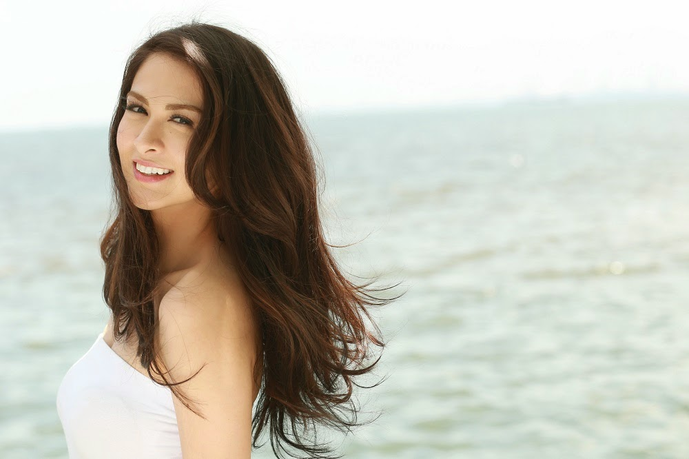 Marian Rivera, Naturally Beautiful for Hana Shampoo