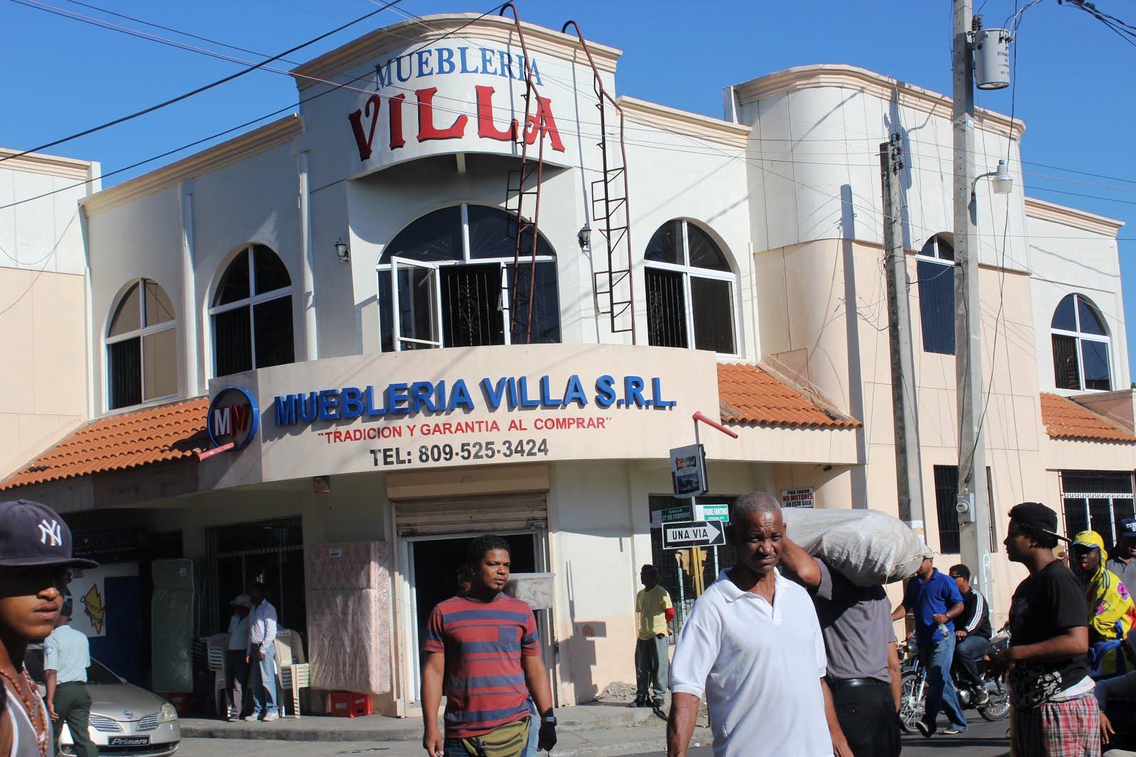 MUEBLERIA VILLA