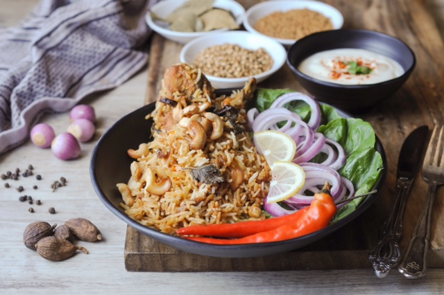 NOVEMBER TREAT: INDIAN FOOD FESTIVAL AT CAFÉ EIGHT CRIMSON HOTEL