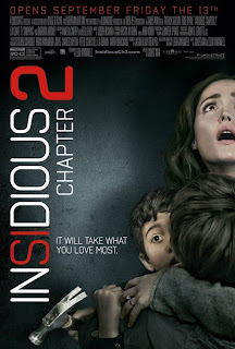 Insidious: Chapter 2 (2013) Poster