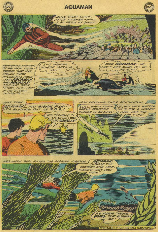 Aquaman (1962) Issue #18 #18 - English 18