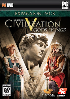 Sid Meiers Civilization V Gods and Kings GOTY