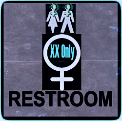 XX ONLY Bathroom
