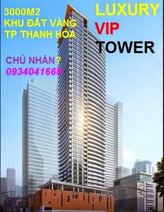 Đại gia nào đang sở hữu Luxury VIP Tower