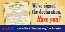 We Love Libraries!