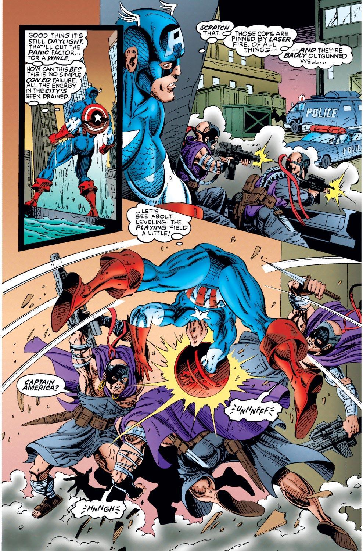 Captain America (1968) Issue #449 #403 - English 12