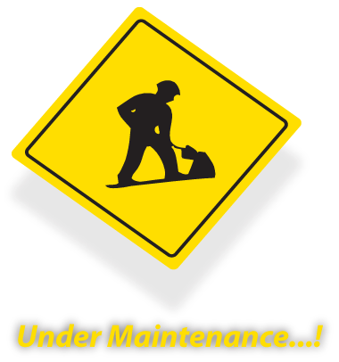 Under Maintenance