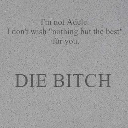 Die bitch