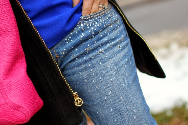 Sparkle Jeans from Abercrombie