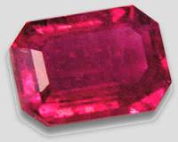 Batu Akik Termahal Di Dunia - Red beryl