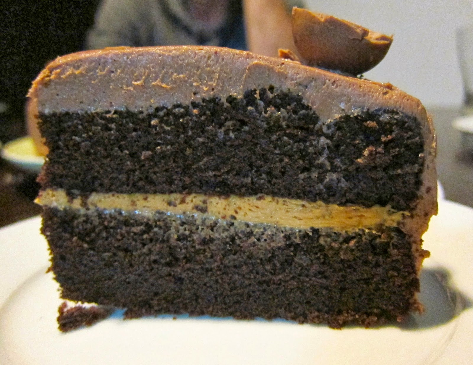 nutella and peanut butter chocolate cake recipe lindt