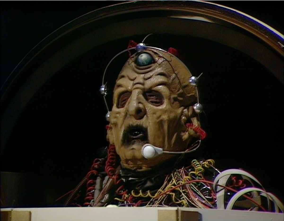Davros (Terry Molloy)