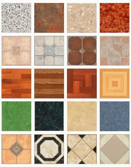 Warna Jubin Lantai Dapur Design Rumah Terkini