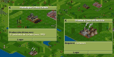 Transport Tycoon - Industrias