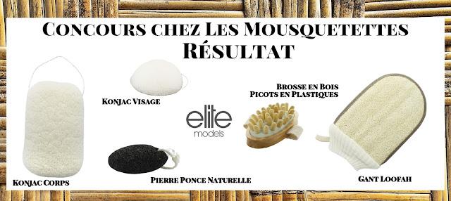 Résultat concours Elite Models Spa chez Les Mousquetettes