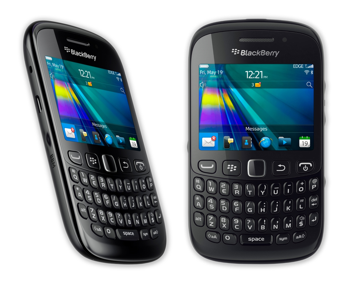 Di blackberry