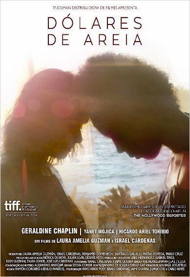 """Poster do filme """"Dólares de Areia"""""""