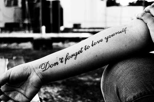 tattoo quotes about love. tattoo quotes on love. short
