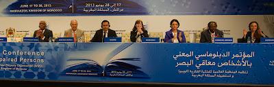 Conférence OMPI de Marrakech : la tribune applaudit le succès des négociations