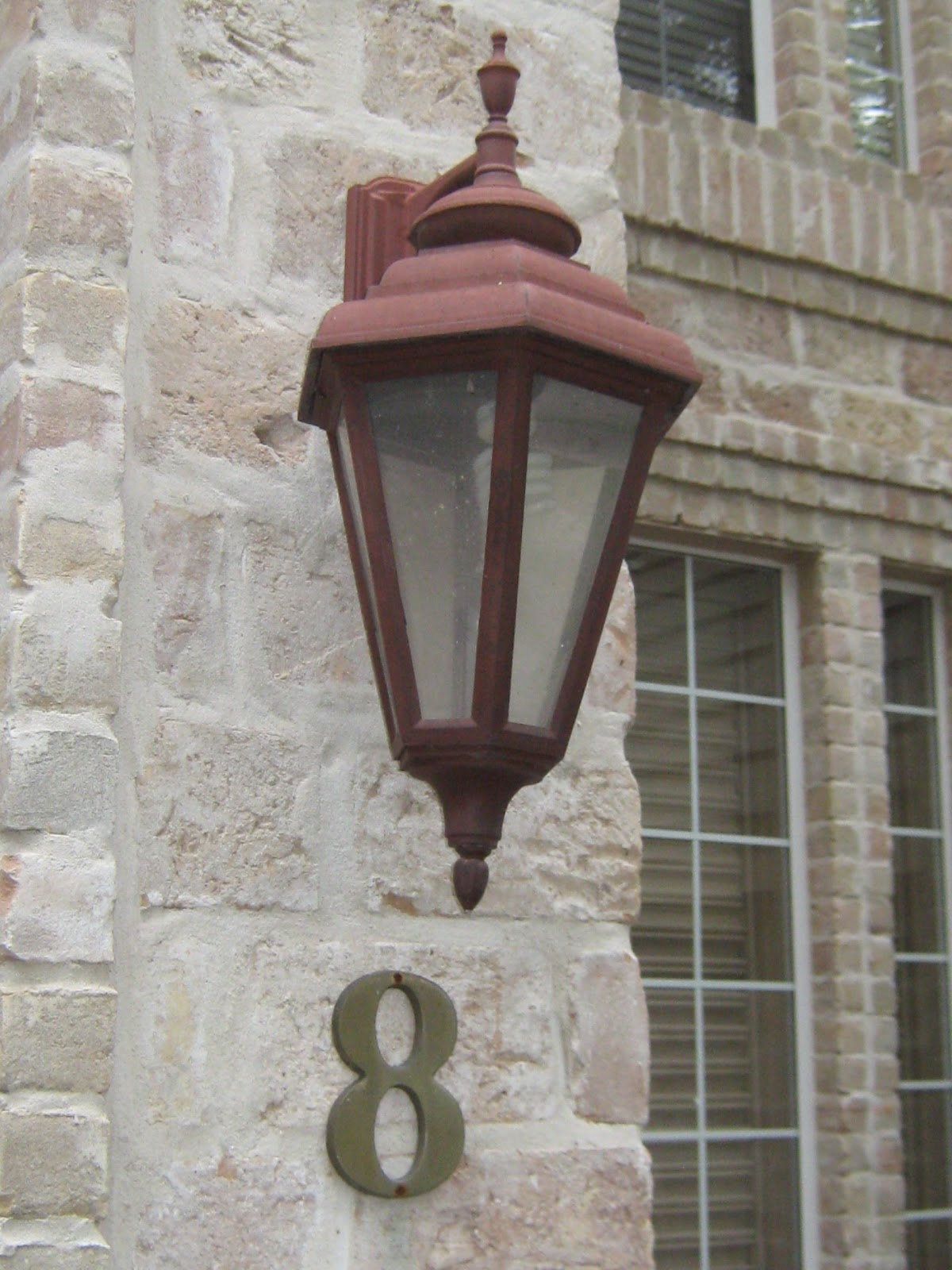 Lynda bergman decorative artisan painting exterior light fixtures i cleaned the outside but it was a little complicated and heavy to lift the top to clean the inside so my client will take care of that arubaitofo Choice Image