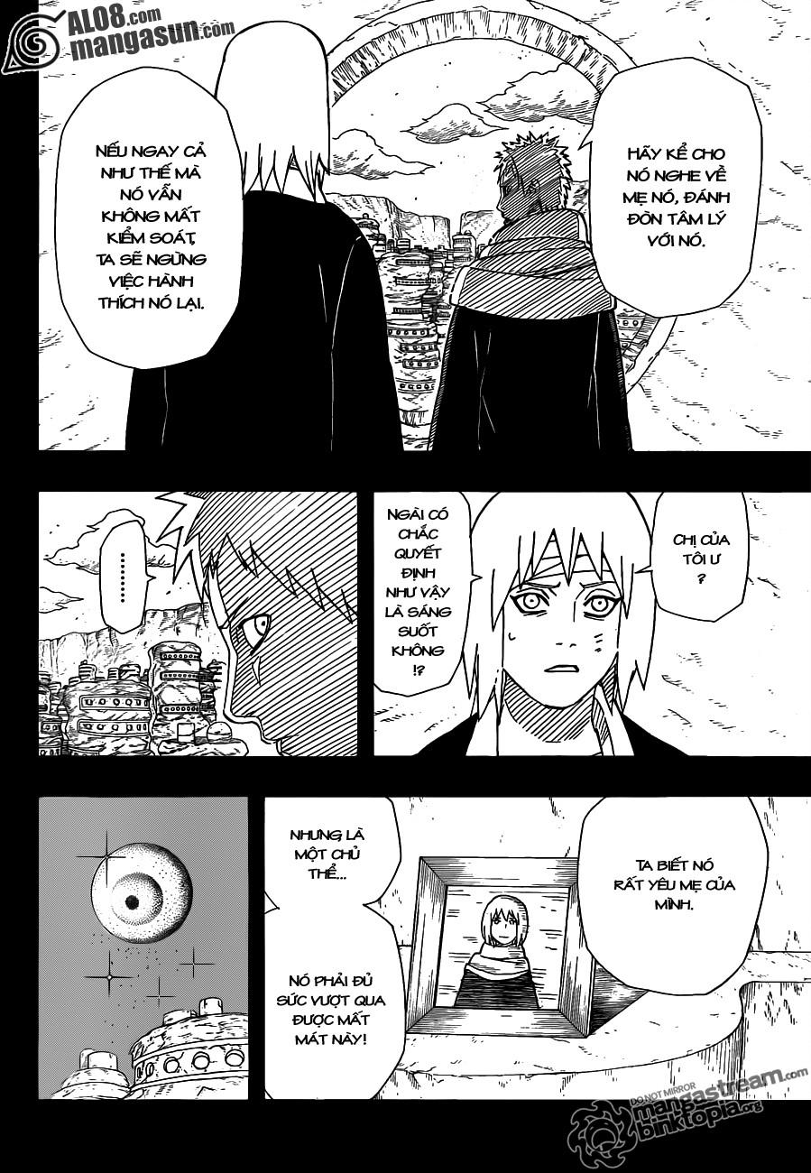 Naruto chap 547 Trang 6 - Mangak.info
