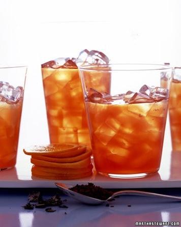 Tangerine Raspberry Iced Tea Recipes — Dishmaps