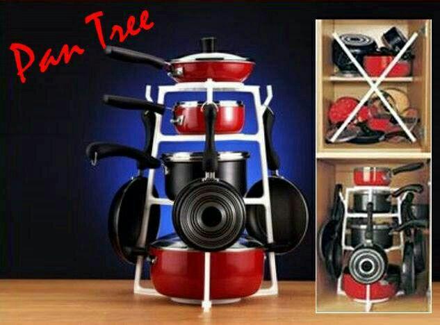 Pan Tree