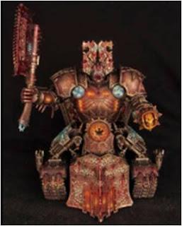 Señor de los Cráneos de Khorne