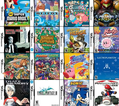 For Games Nds Hookup Of List