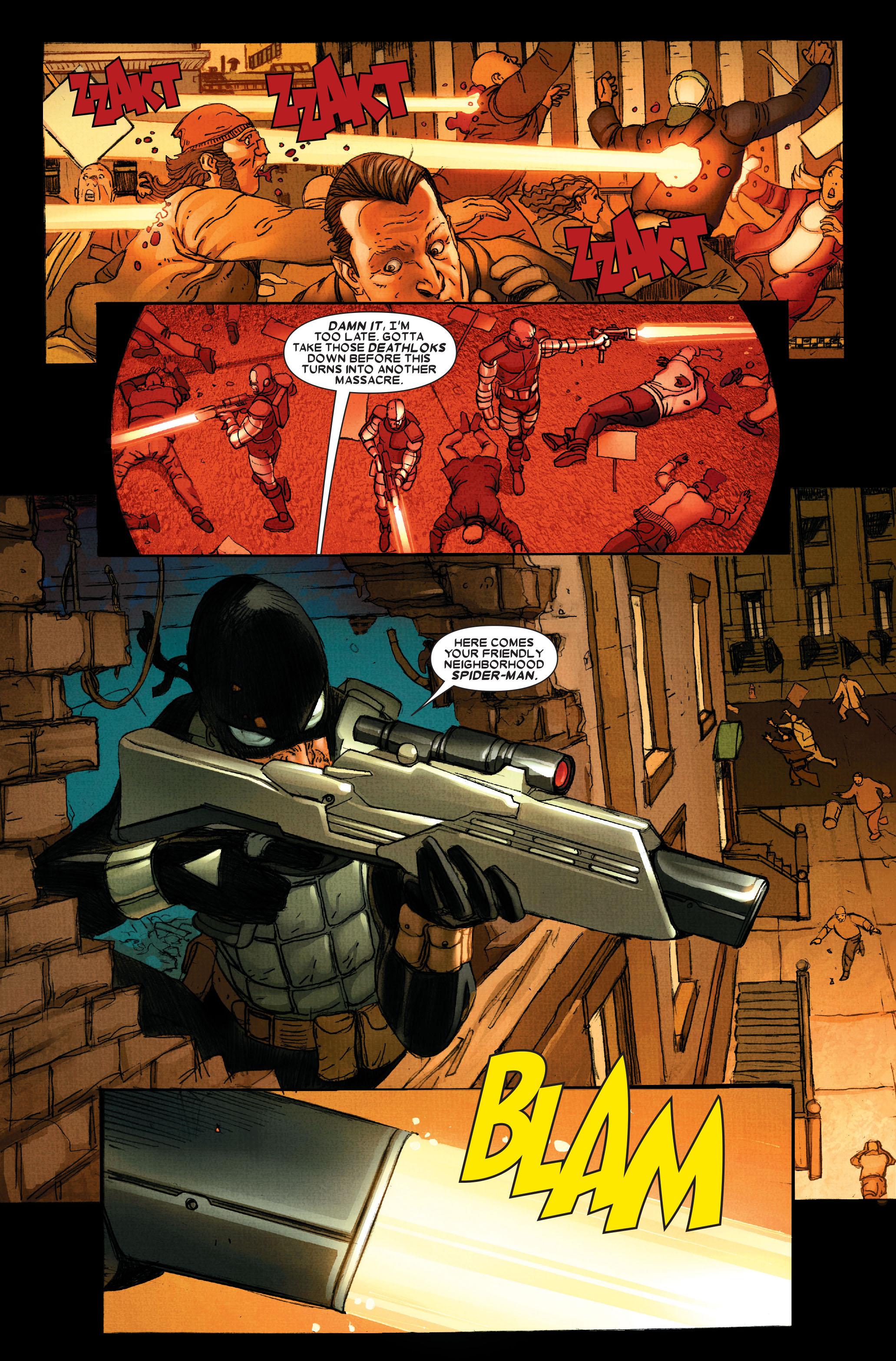 Wolverine: Weapon X #13 #4 - English 4