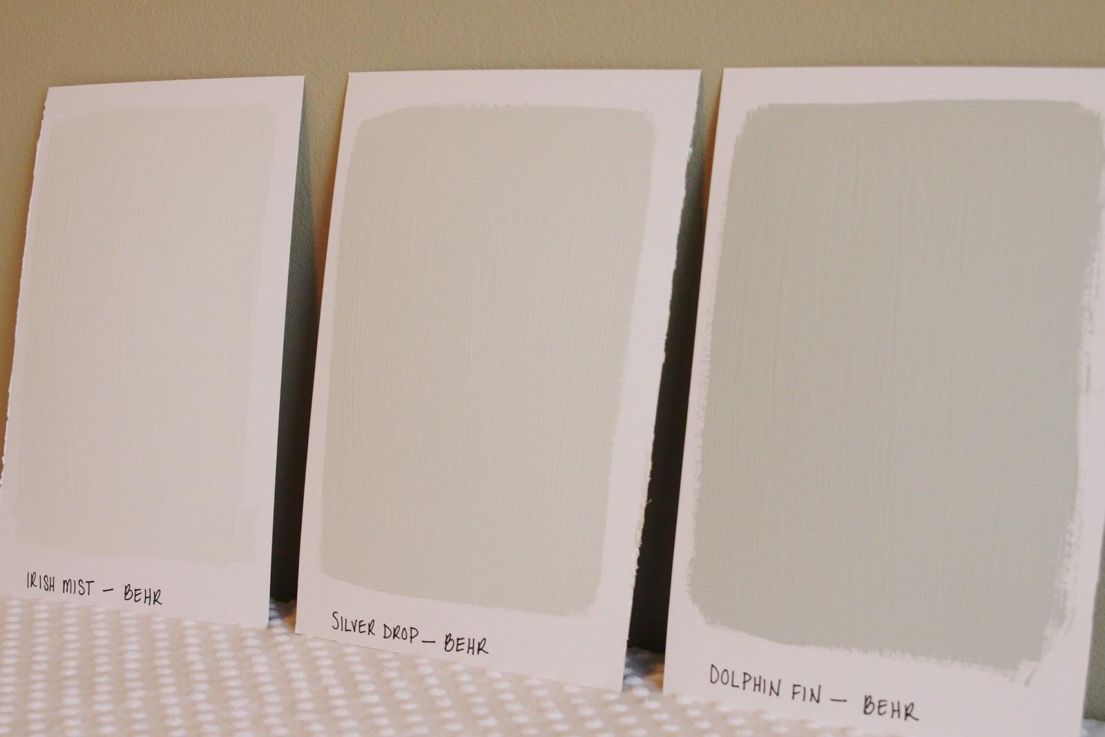 Etched Glass Paint Color Behr